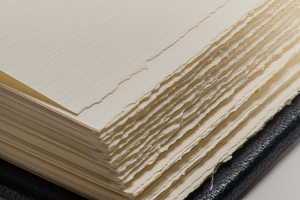 Deckled Edge Pages